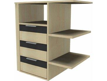 nolte® Möbel Schrankeinsatz GLASSLINE für die Kleiderschränke »Horizont«, Breite 98 cm