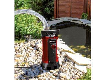 Einhell EINHELL Schmutzwasserpumpe »GE-DP 6935 A ECO«, 17500 l/h max. Fördermenge, rot, rot