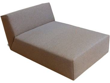 Tom Tailor TOM TAILOR Chaiselongue »ELEMENTS«, braun, coconut brown TBO 12