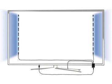 Paulmann LED-Streifen »bunt USB dimmbar Farbwechsel RGB 2x50cm«, 2-flammig