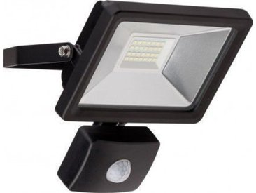 Goobay goobay LED Außen-Flutlichtstrahler »mit Bewegungsmelder 20 W«, weiß, Weiß