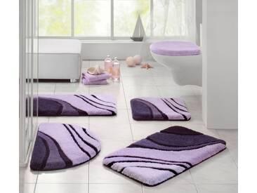 Hagemann Badeteppich, lila, violett