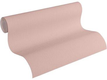 Esprit Vliestapete »Minimalistic Authenticity«, leicht glänzend, uni, FSC®, RAL-Gütezeichen, schwer entflammbar nach DIN 4102, rosa, rosa-rot