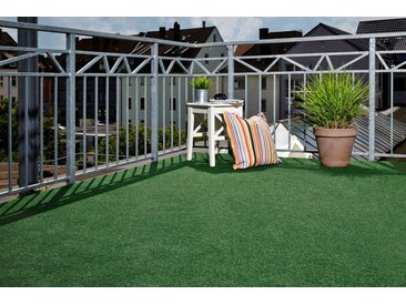 Andiamo ANDIAMO Kunstrasen »Komfort «, Coupon Sparmaß 200x350 cm grün, grün, Komfort-Qualität, grün