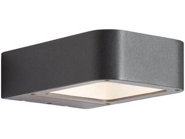 AEG Phelia LED Außenwandleuchte anthrazit, grau, anthrazit