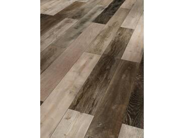 PARADOR Laminat »Trendtime 1 - Shufflewood wild«, 1285 x 158 mm, Stärke: 8 mm, braun, braun