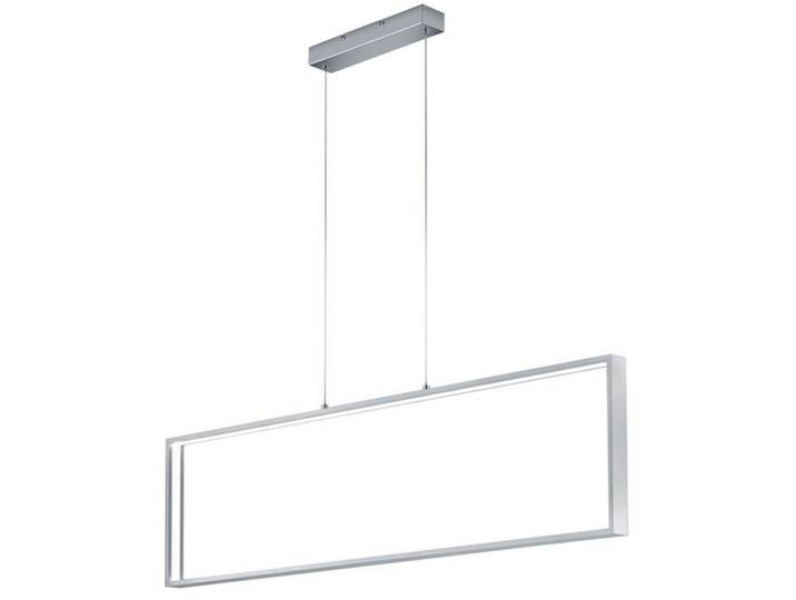 TRIO Leuchten LED Deckenleuchte »Azur«, silberf...