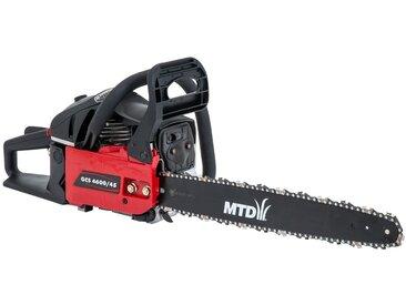 MTD Benzin-Kettensäge »GCS 4600/45«, 45 cm Schwertlänge, schwarz, schwarz