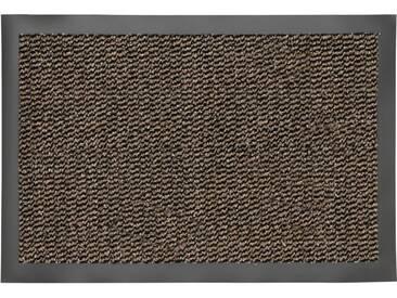 HANSE Home Fußmatte »Faro Line«, rechteckig, Höhe 10 mm, natur, 10 mm, beige