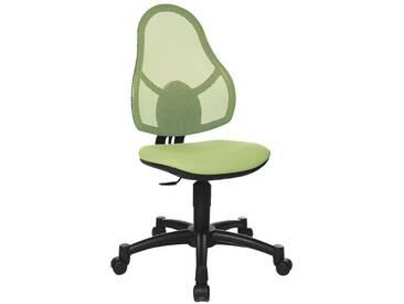 TOPSTAR Kinderdrehstuhl ohne Armlehnen »Open Art Junior«, grün, grün