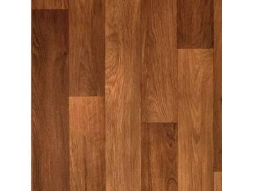 Andiamo ANDIAMO Vinylboden »Strong«, nussbaumfb. Nachbildung, braun, 300 cm, dunkelbraun