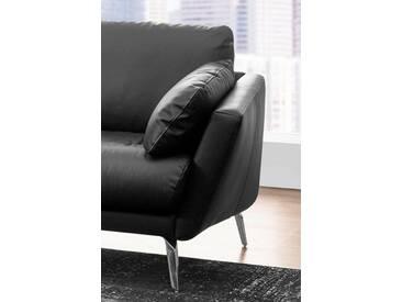 W.SCHILLIG Seitenteilkissen »softy«, schwarz, Kissen rechts, schwarz
