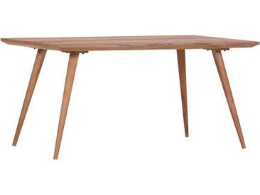 Gutmann Factory Esstisch »Timber« aus Massivholz Akazie in schöner Holzoptik, natur, Akazie