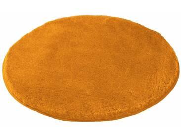 MEUSCH Badematte »Mona« , Höhe 30 mm, rutschhemmend beschichtet, fußbodenheizungsgeeignet, braun, 30 mm, rost