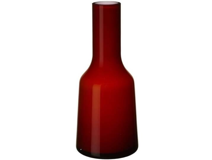 Villeroy & Boch Vase Deep Cherry »Nek Mini«, rot, rot Rot