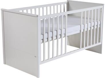 Roba® Roba Kinderbett, »Castello«, weiß, weiß
