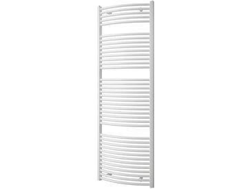 Schulte SCHULTE Designheizkörper »Mannheim«, weiß, 177 cm, weiß