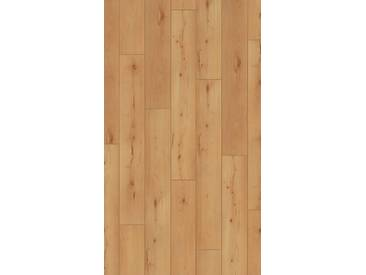 PARADOR Laminat »Classic 1050 - Buche Holzstruktur«, 1285 x 194 mm, Stärke: 8 mm, braun, braun