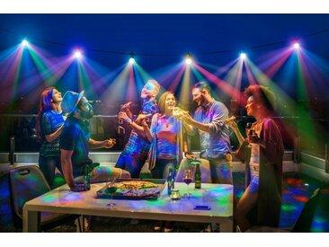 BONETTI LED-Lichterkette »Disco-Lichterkette, 10-teilig mit 60 RGB LEDs«, Mit Farbwechsler