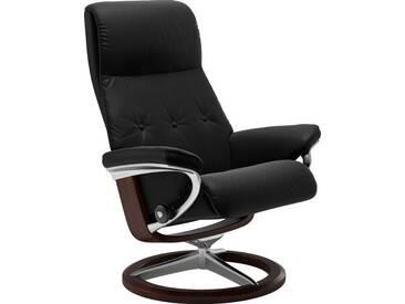 Stressless® Relaxsessel »Sky« mit Signature Base, Größe L, Gestell braun, schwarz, black PALOMA
