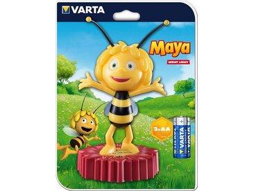 VARTA Zubehör »'Die Biene Maja' Nachtlicht 3AA«, gelb, Gelb-Schwarz