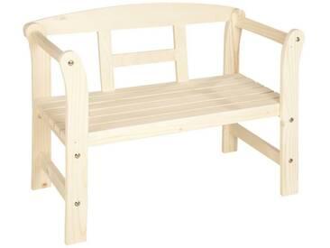 Pinolino® Pinolino Kinder-Gartenbank aus Holz »Maja«