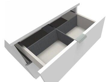 set one by Musterring Schubkasten-Inneneinteilung für »dayton« und »fontana«, Breite 50 cm, silbergrau