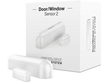 Fibaro Smart Home Zubehör »Tür- und Fensterkontakt 2 - Z-Wave Plus«, weiß, Weiß
