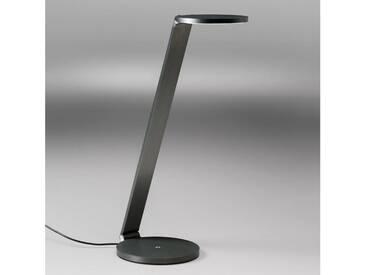 Licht-Trend Tischleuchte »Magis 2 LED mit Touchdimmer«, silberfarben, Silber