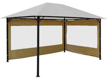 Quick Star QUICK STAR Seitenteile für Pavillon »Nizza«, für 300x400 cm, 2 Stk., natur, für 3 x 4 m Pavillon, natur