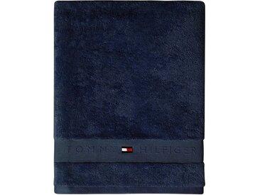 TOMMY HILFIGER Gästehandtücher »Frotteeuni«, in vielen Farben erhältlich, blau, navy