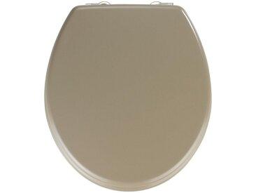 WENKO WC-Sitz »Prima«, natur, beige