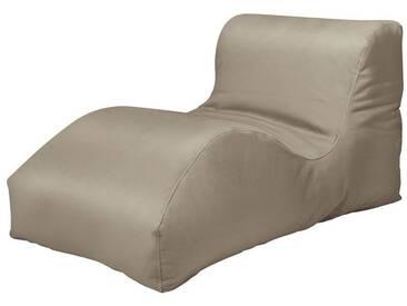 Global Bedding Outdoor-Loungemöbel »Wave Outbag«, mud