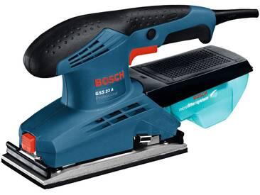 Bosch Professional Schwingschleifer »GSS 23 A«, blau, blau