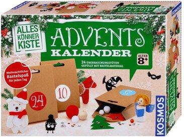 Kosmos Spielfigur »Basteln, Spielzeugkalender, Grün, 604349«