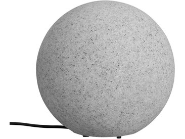 Betterlighting BETTERLIGHTING Leuchtkugel , Breite: 30 cm, granit, grau, grau