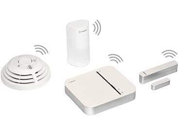 BOSCH Smart Home Set »Sicherheits Starter-Paket«, 4-teilig, weiß, weiß