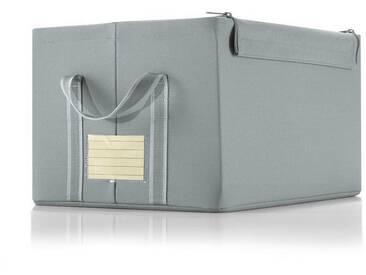 REISENTHEL® Aufbewahrungsbox »storagebox M«, grau, grey