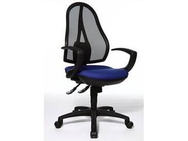 TOPSTAR Bürostuhl Open Point, in 5 Farben, blau, Blau