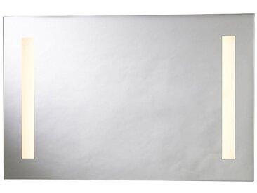 LED Spiegel/ Badspiegel »Römö«, Breite 100 cm, weiß, Spiegel
