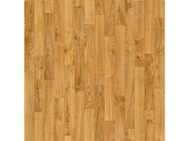 Andiamo ANDIAMO Vinylboden »Act«, Breite 300 und 400 cm, Meterware, Stabparkett, braun, eichefarben