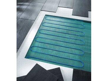 PEROBE Fußboden-Temperierungssystem, Fußbodenheizung, weiß, 10 m², weiß