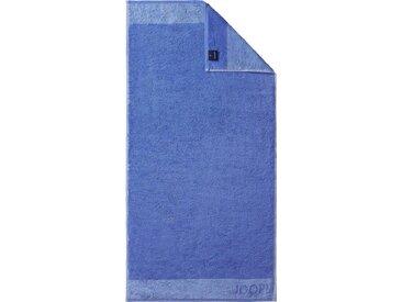 Joop! Gästehandtücher »Vivid Doubleface«, mit Wendeseite, blau, Walkfrottee, indigo