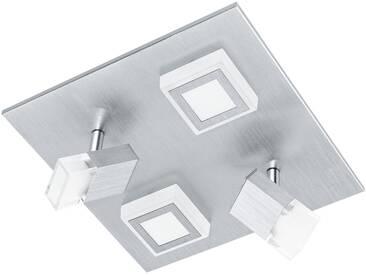 EGLO LED Deckenleuchte »MASIANO«, silberfarben, aluminiumfarben