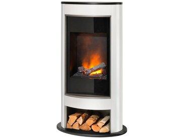 Glen Dimplex EWT Elektrisches Kaminfeuer »Verdi«, weiß, mit Fernbedienung, weiß, weiß