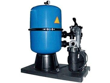 MyPool Mypool Sandfilteranlage »350 G«, 8 m³/h, blau, blau
