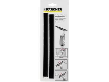 KÄRCHER Reinigungszubehör »Abziehlippen, breit (280mm)«, schwarz, black