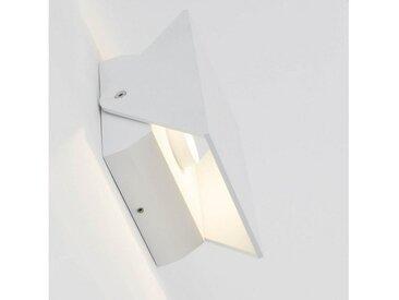 AEG Quillan LED Außenwandleuchte weiß, weiß, weiß
