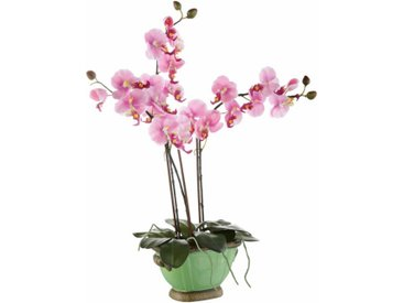 Home affaire Kunstpflanze »Orchidee«, rosa, rosa