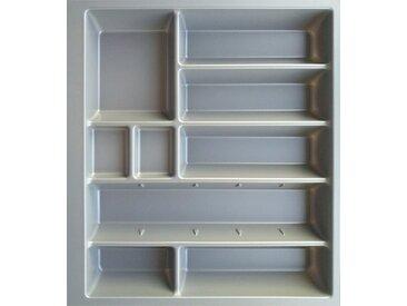 OPTIFIT Besteckeinsatz »Cara«, 60 cm breit, grau, silbergrau